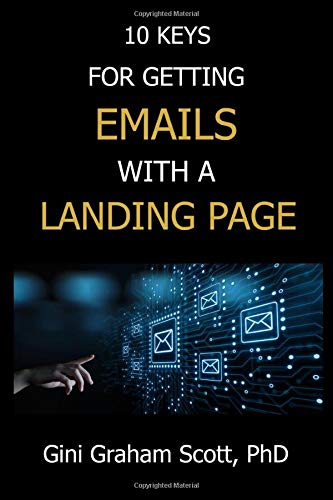 10 Keys For Getting Emails With A Landing Page