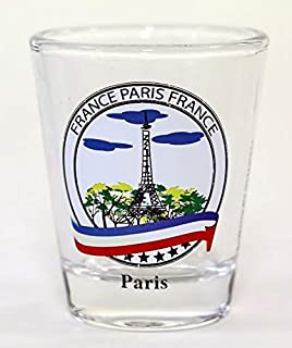 Paris Eiffel Tower Shot Glass