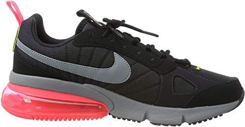 Nike Air MAX 270 Futura, Zapatillas de Running para Hombre, Negro (Black/Cool Grey/Oil Grey/Hot Punch 007), 45 EU
