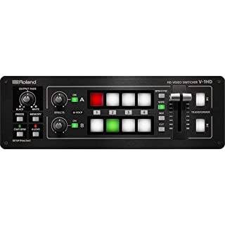 Roland Professional A/V V-1HD HD Video Switcher (B017Y3JSZ8) | Amazon price tracker / tracking, Amazon price history charts, Amazon price watches, Amazon price drop alerts