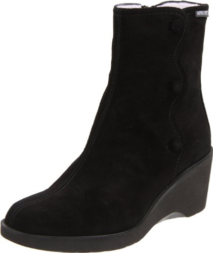 Mephisto - Tensy Black - Boots compensées Femme (7 US)