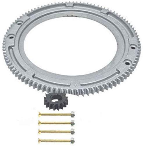 Starterkranz Zahnkranz Schwungrad Getriebering für Briggs&Stratton Motor 280707 282707 283707 284707 287507