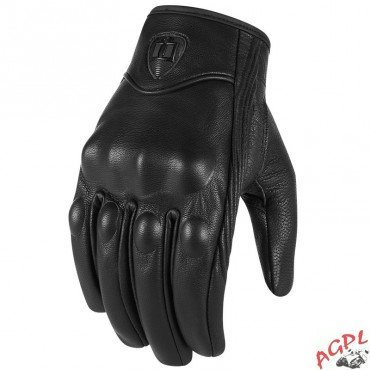 Handschuhe Icon Pursuit Touchscreen glove- schwarz L -33011797
