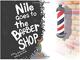 NIle Goes To The Barbershop.: regular book (Interactive touch on (apple ibook)