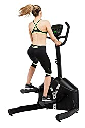 Exercise with Gym Equipment - Lateral Elliptical Machine