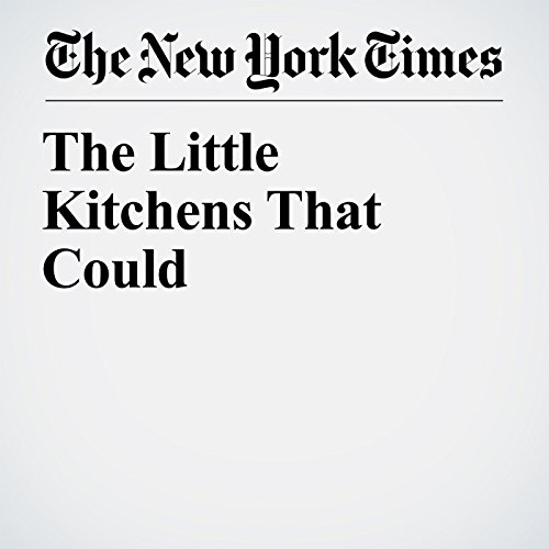 The Little Kitchens That Could copertina