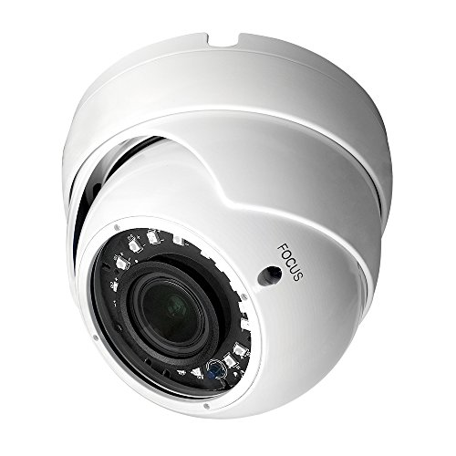 R-Tech Outdoor Dome Security Camera