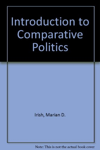 Introduction to comparative politics: Thirteen nation-states