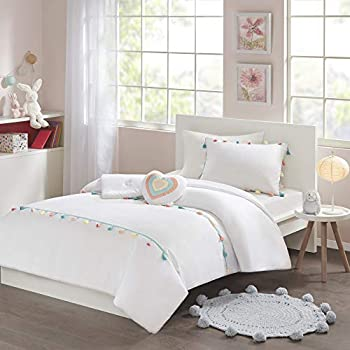 Best girls white bedding Reviews