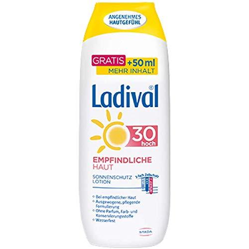 Ladival empfindliche Haut Lotion LSF 30, 250 ml
