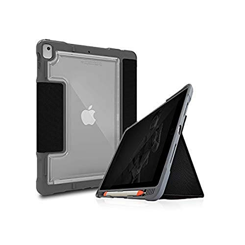 STM Dux Plus Duo Case for iPad 7th Generation - Black