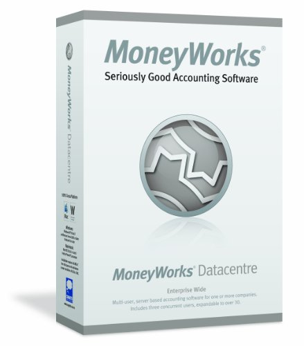 MoneyWorks 6 Datacentre (3 Users) [import anglais]
