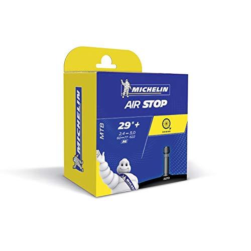 Michelin Cubierta, Camara de Bici, Negro, 26 x 2