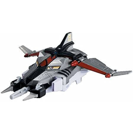 炎神戦隊ゴーオンジャー 炎神合体シリーズ08 エンジンジェットラス