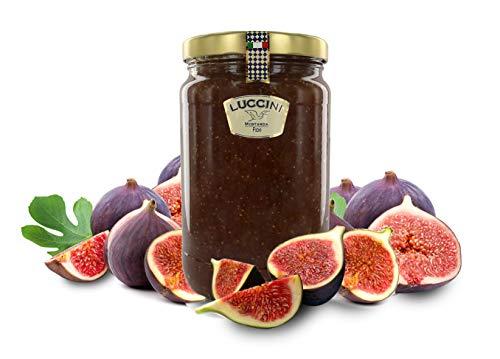 Luccini Mostarda Kunsthandwerk, 2 kg, Mostarde – Früchte höchster Qualität