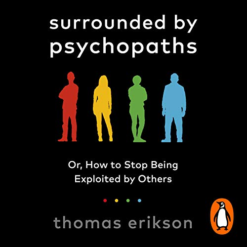 Surrounded by Psychopaths cover art