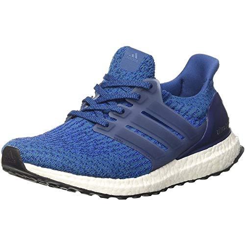 adidas adidas Unisex-Kinder Ultraboost J Sneaker, Blau (Blu Azubas/azumis/Negbas), 38 EU