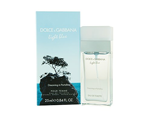 Dolce & Gabbana LIGHT BLUE DREAMING IN PORTOFINO edt spray 25 ml