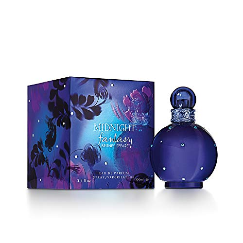 Britney Spears Midnight Fantasy Eau de Parfum - 100 ml