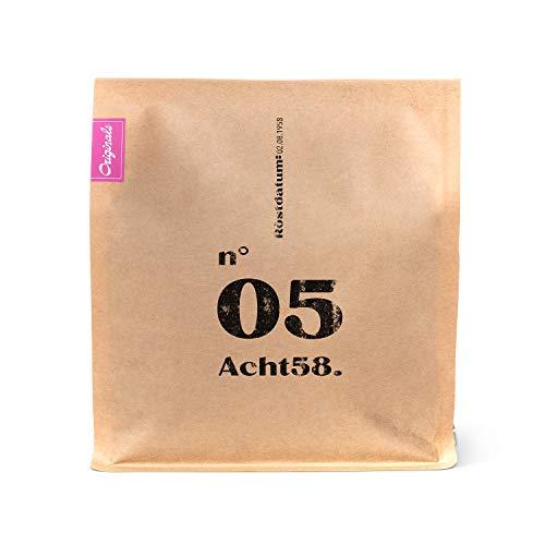Espresso N°05 – Reiner Specialty Arabica-Blend – Kaffee-Bohnen aus Guatemala, Äthiopien & Brasilien