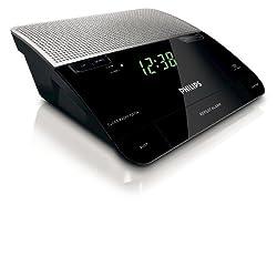 Philips AJ3226/12 Alarm Clock FM/MW Radio Tuner, 220 V