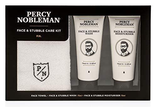 Kit d'entretien pour visage et barbe de trois jours...