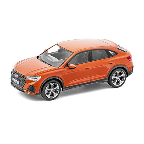Audi 5011903631 Modellauto 1:43 Miniatur Q3 Sportback Modell, orange