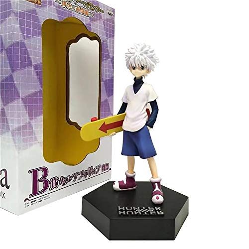 Ly-Figures Hunter × Hunter Killua Zoldyck Altura - 18cm