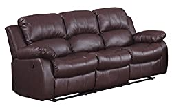 Astonishing Top 13 Leather Sectional Sofas With Recliners 2019 Reviews Customarchery Wood Chair Design Ideas Customarcherynet
