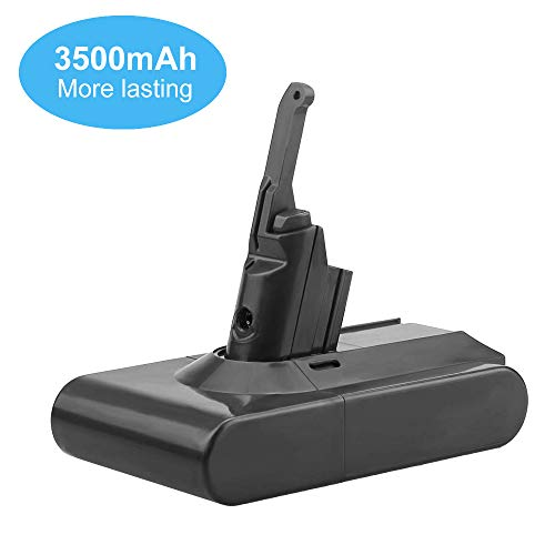 3.5Ah 21.6V V8 Replacement for Dyson V8 Battery Lithium for Dyson V8 Absolute Cordless Vacuum Handheld Cleaner Dyson V8 Absolute Batteries
