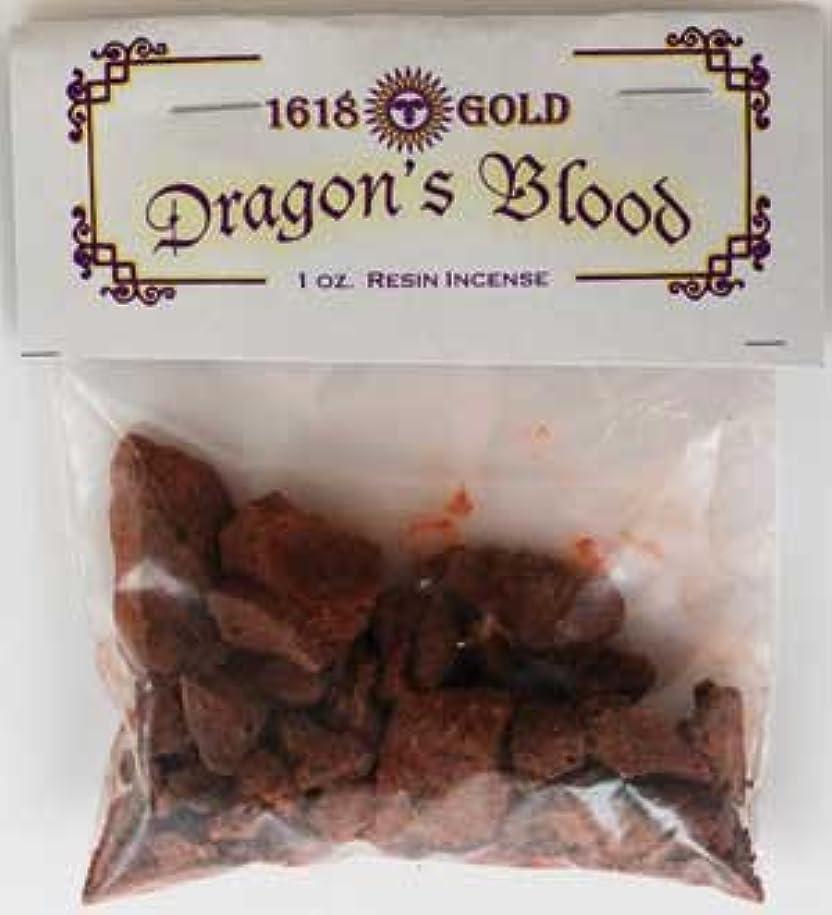 いたずら発信ワームGranular Dragon 's Blood 1oz *