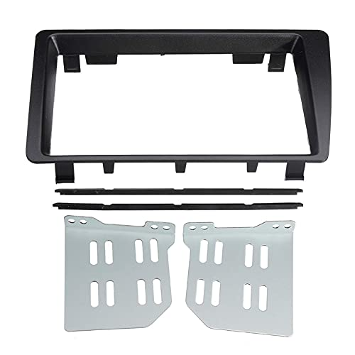 XUNLAN Durable 2 DIN Car Radio Stereo FASTICA FASTICA Frame LHD Auto DVD Placa FAMISE para Civic 2001-200 Wearable