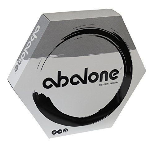 Asmodee Abalone italienische Edition, Mehrfarbig, 8245