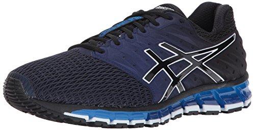 Asics Gel-Quantum 180 2 Hombre US 7.5 Azul Zapato para Correr