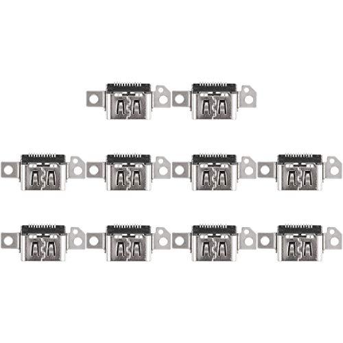 DINGJIA Meizu PRO 5用の便利な10 PCS充電ポートコネクタ