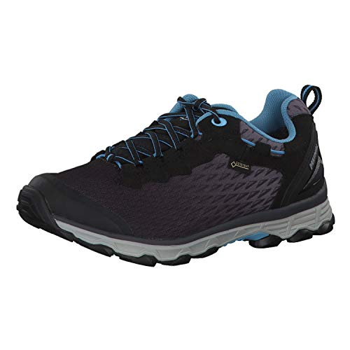 Meindl Chaussures. Mixte, Noir Azur, 7 UK