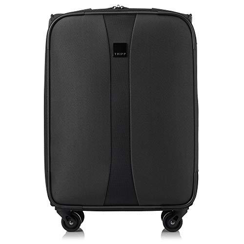 Tripp Charcoal Superlite 4W Cabin 4 Wheel Suitcase
