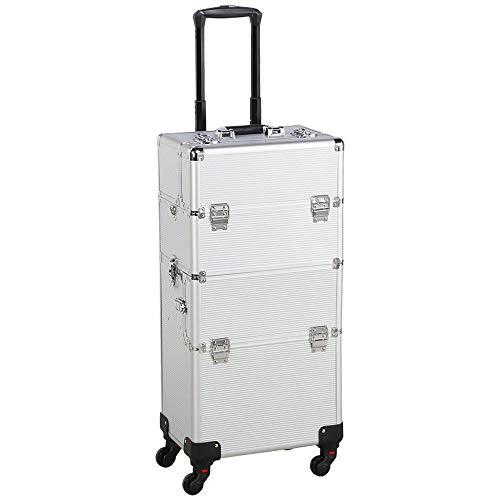 Yaheetech 3-in-1 Rolling Case