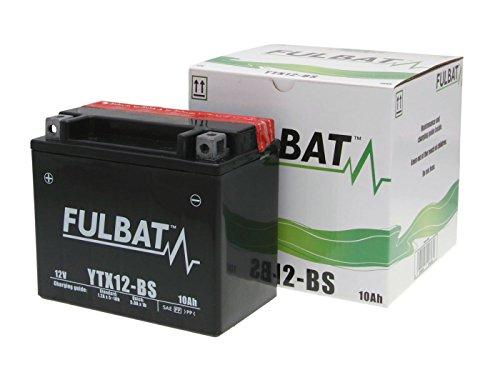 Batterie Fulbat YTX12-BS für Kymco Maxxer 300 Onroad Bj. 2012 inkl. 7,50 EUR Batteriepfand
