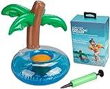 Altavoz Bluetooth inalámbrico flotante, IPX67 para piscina, impermeable, hinchable, Bluetooth, para piscina, fiesta, baño, playa, jacuzzi, todo