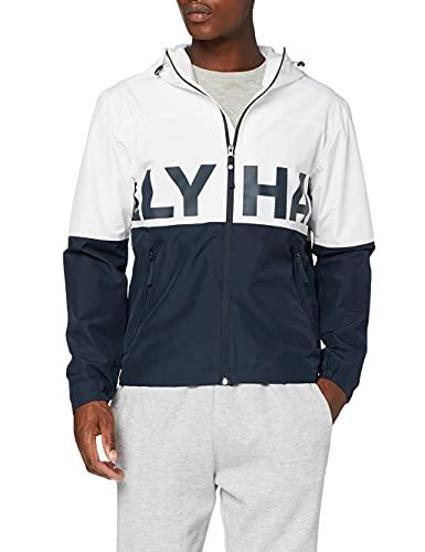 Helly Hansen Amaze 64057 - Chaqueta para hombre (talla L), color blanco