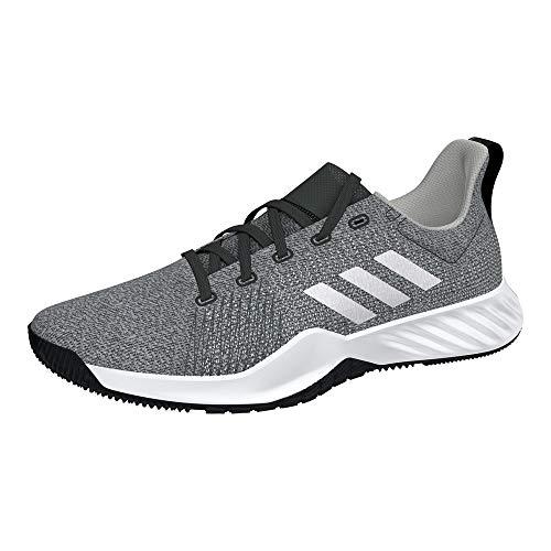Adidas Solar LT Trainer M, Zapatillas de Deporte Hombre, Negro (Negbás/Ftwbla/Gritre 000), 50 EU