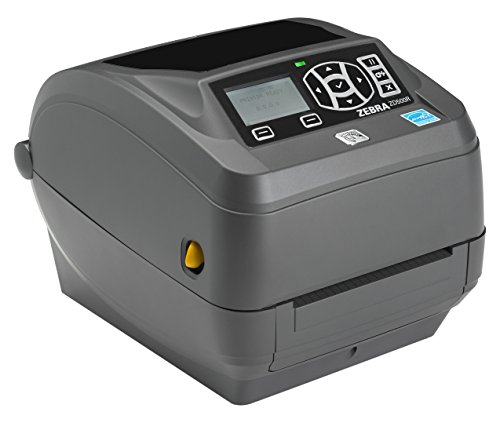 Zebra Zd50042-t0e3r2fz TT imprimante ZD500R, 203dpi, Euro et anglaise, USB/série/parallèle Centronics/Ethernet/802.11abgn, BT, Rfid-uhf adapte
