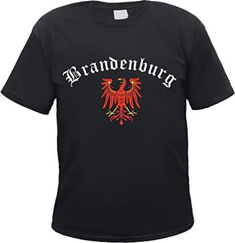 Brandenburg T-Shirt Schwarz L