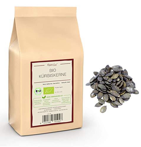 1kg di semi di zucca BIO dall'Austria senza guscio - semi di zucca BIO naturali e senza additivi