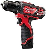 Milwaukee 4933441915 Taladro percutor subcompacto, 12 W, 12 V