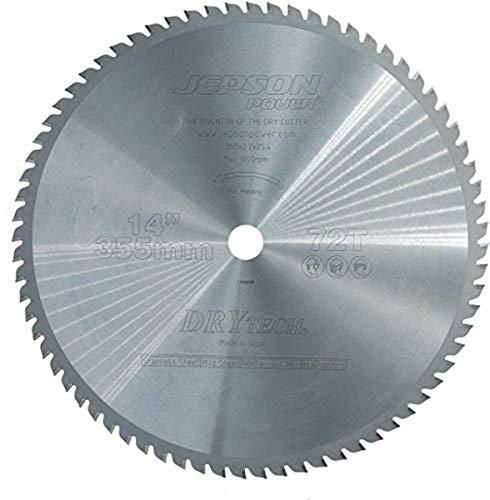 Jepson, Lama per sega circolare in metallo duro 355 x 2,2 mm 72 denti, 600581.0