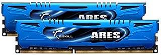 G.SKILL Ares Series 16GB (2 x 8GB) 240-Pin SDRAM DDR3 1866 (PC3 14900) Desktop Memory F3-1866C10D-16GAB