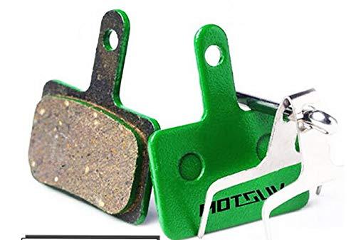 Celtic 4 Pairs Ceramic Bicycle Disc Brake Pads for Shimano Tektro M355 M375 M395 M415 M416 M416A M445 M446 M447 M465 M475 M485 M486 M495 M515 M515LA M525 M575 M975 C501 C601 T615 T675