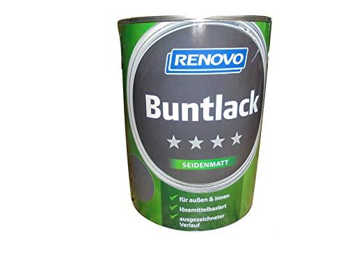 Renovo Buntlack Graphitgrau, Seidenmatt 2,5L